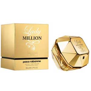 PACO RABANNE LADY MILLION ABSOLUTE GOLD EDP