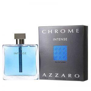 AZZARO CHROME INTENSE EDT