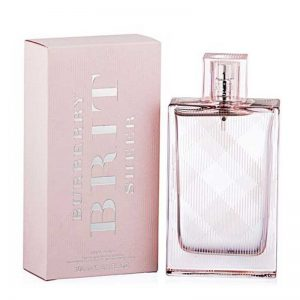 BURBERRY BRIT SHEER W EDT