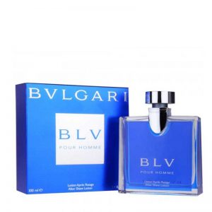 BVLGARI BLV POUR HOMME AFTERSHAVE