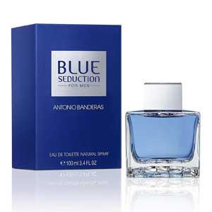 BLUE SEDUCTION MEN EDT ANTONIO BANDERAS