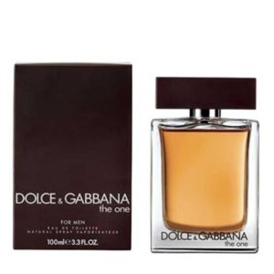 D&G THE ONE MEN EDT