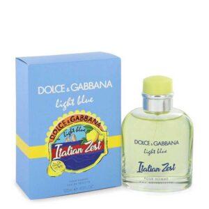 D&G LIGHT BLUE ITALIAN ZEST MEN EDT