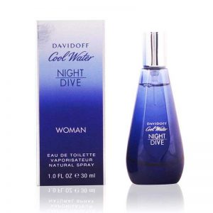 COOLWATER NIGHT DIVE WOMAN EDT