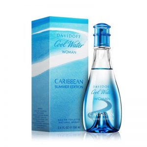 COOLWATER CARIBBEAN SUMMER WOMAN EDT